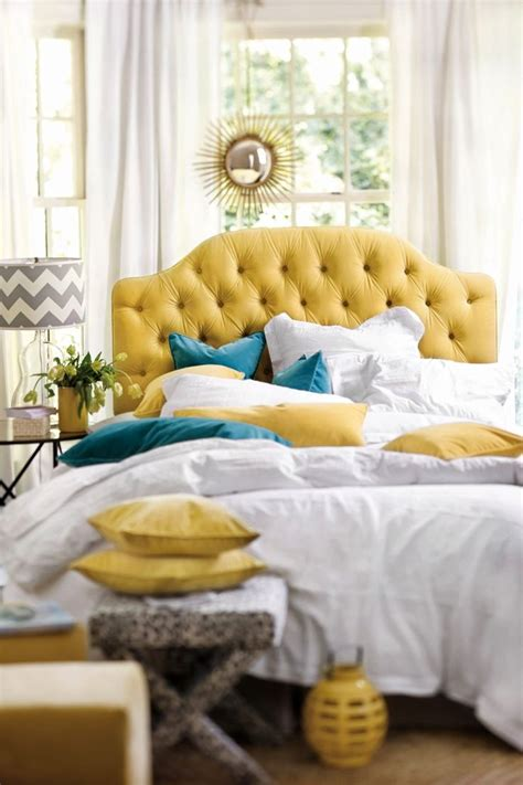 yellow and teal bedroom best 25 yellow headboard ideas on yellow shed