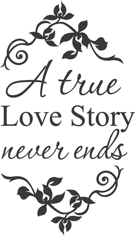 tattoo a love story quotes true never ends quotesgram