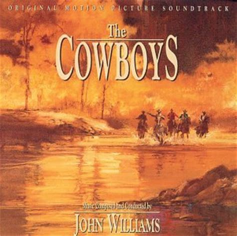 cowboy film soundtracks the cowboys original motion picture soundtrack 1995