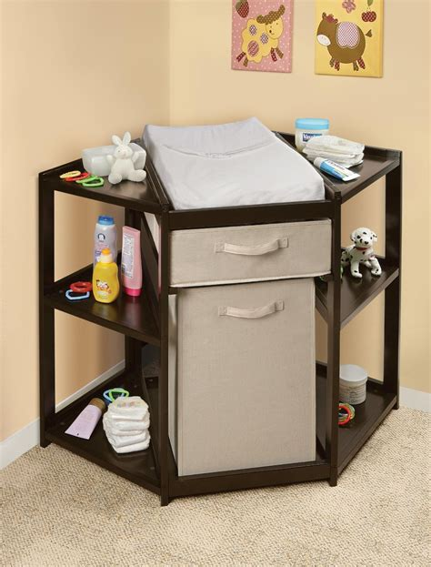 Changing Table In Espresso Espresso Baby Changing Table Espresso Changing Table For Baby Bedroom Home Furniture And Decor