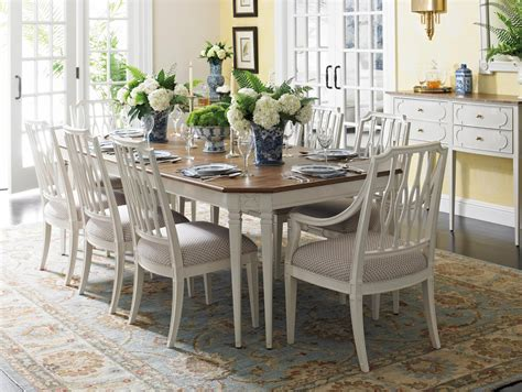 stanley furniture charleston regency 9 piece leg dining