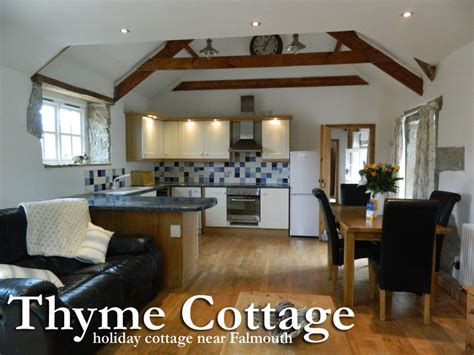 Self Catering Cottages Falmouth by Cottages Near Falmouth Cornwall Thyme Cottage
