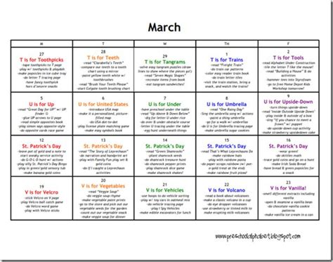 kindergarten themes march 25 best ideas about preschool monthly themes on pinterest