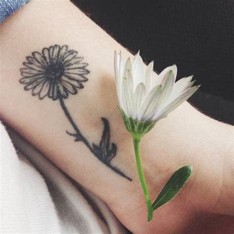 daisy wrist tattoos 41 cool tattoos on wrist