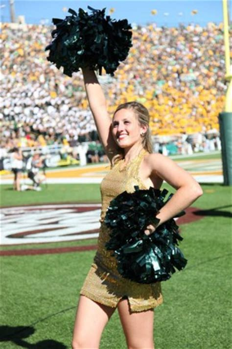 Check Out The Of The Casey Johnson Courtesy Of Lxtvcom by Bu Songleader Earns National Recognition The Baylor Lariat