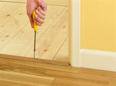 How To Replace Hardwood Floor Strips by How To Install Click Lock Laminate Flooring How Tos Diy
