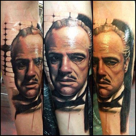 godfather tattoo 174 best portrait magic images on amazing