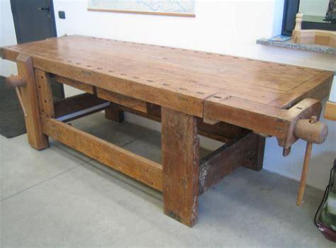 come costruire un banco da falegname banco da falegname in legno