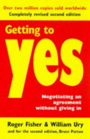 libro getting to yes negotiating agreement without giving in di roger fisher william ury
