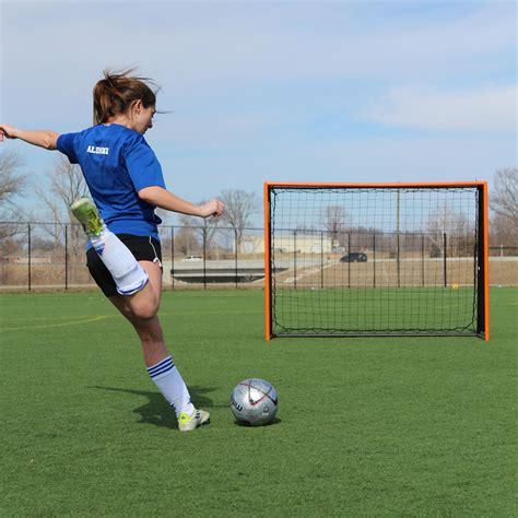 Stiker Soccer goalrilla striker rebound trainer 7 x 5 sports outdoors