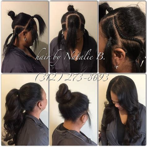 what hair good for sew in ponytail 59 best images about braid pattern on pinterest vixen