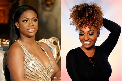 kandi burrus different hair colors kandi burruss the real housewives of atlanta reunion