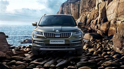 Koda Car Wallpaper Hd by 2017 Skoda Karoq 2 Wallpaper Hd Car Wallpapers Id 9095