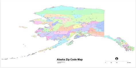 zip code maps anchorage alaska zip code map images