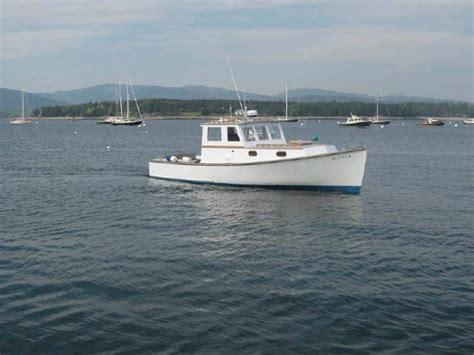 lobster boat for sale near me wooden boat yacht broker