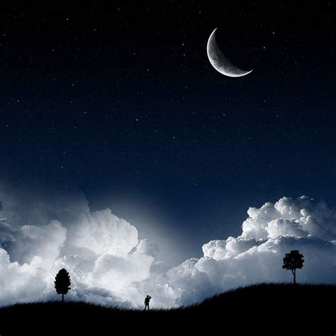 imagenes lindas wallpaper moonlight night wallpapers wallpaper cave