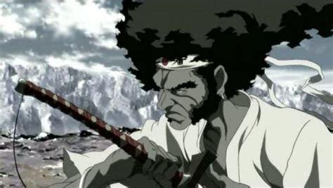 afro samurai battle afro samurai vs mace windu battles comic vine