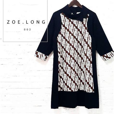 Dress Satin 002 best 25 batik fashion ideas on batik dress