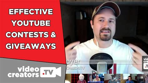 How To Do A Giveaway On Youtube - how to do an effective youtube giveaway contest youtube