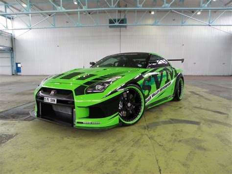 Auto Tuning 2012 by 2012 Nissan Gt R Becomes The Daily Tuning