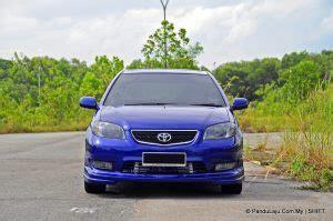 Bearing Tayar Vios Toyota Vios Pencuri Perhatian