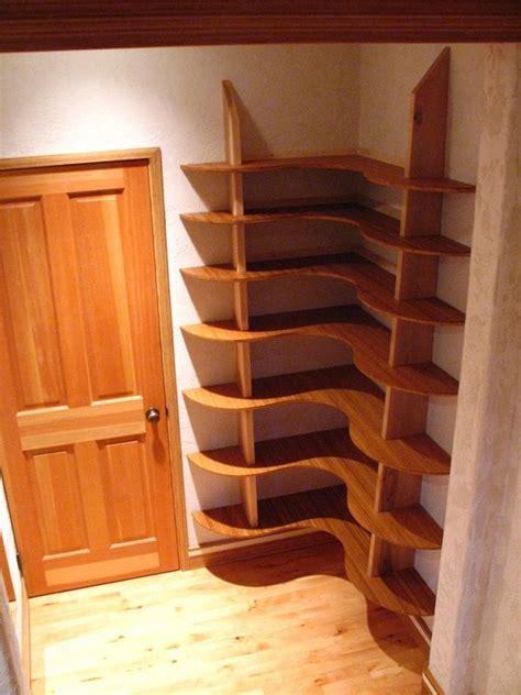 built  corner bookshelf plans woodworking projects plans