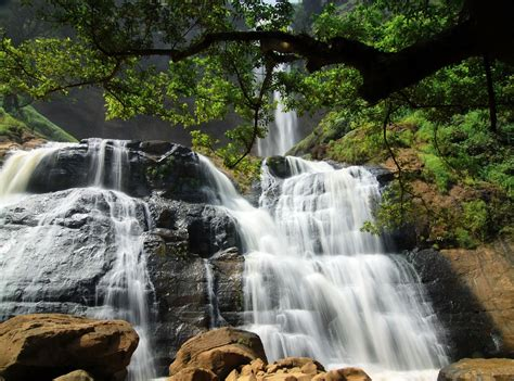 wallpaper pemandangan alam bergerak gambar pemandangan air terjun hd wallpapers backgrounds