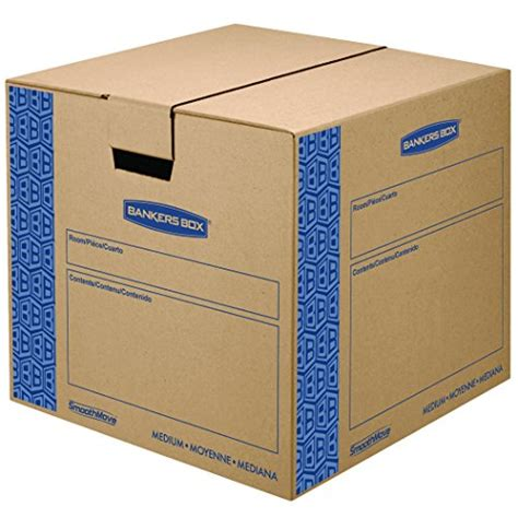 how to assemble wardrobe boxes save 22 bankers box smoothmove prime moving boxes