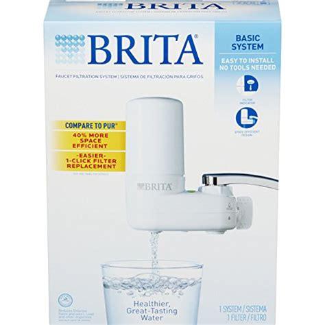 Brita Water Faucet Filter by Brita Tap Water Filter Faucet Sink Filtration Purifier