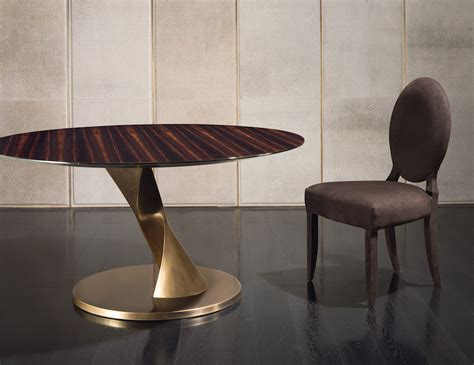 luxury modern dining tables 13 modern dining tables from top luxury furniture brands