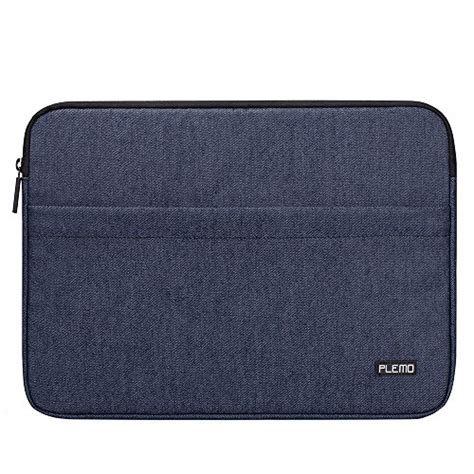 Tas Bag Sleeve Softcase Cover Laptop Ultimate Classic Blue plemo 13 13 3 inch denim fabric laptop sleeve bag cover for macbook air macbook pro