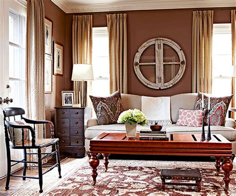 what color goes with brown furniture what color curtain goes with brown furniture 2 wall