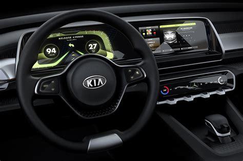 Future Kia Kia Telluride Concept Look Motor Trend
