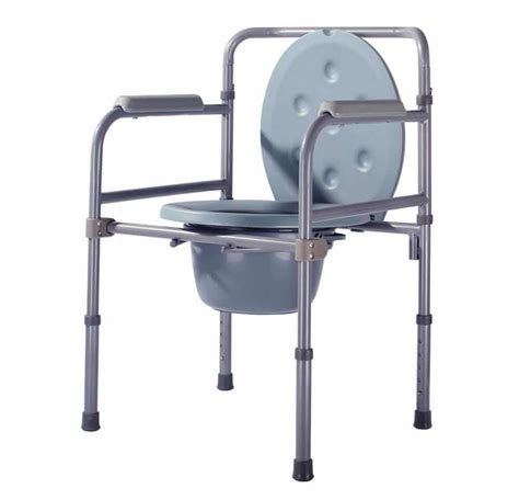 Senior Potty Chair - top 10 best raised toilet seat for hip replacement in 2018