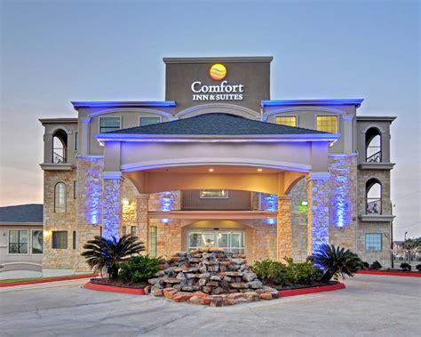 comfort inn galveston tx comfort inn suites beachfront in galveston hotel rates