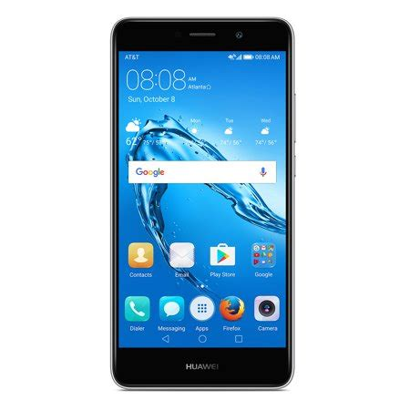 huawei ascend mobile at t prepaid huawei ascend xt2 16gb prepaid smartphone