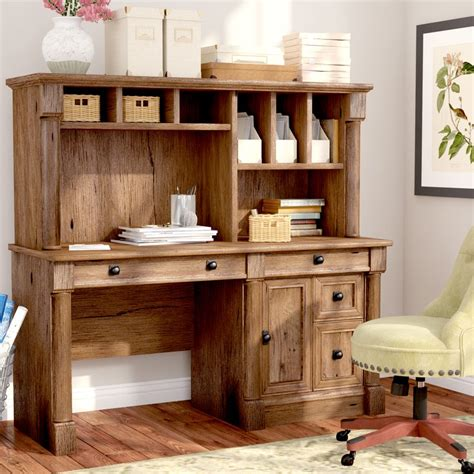 foldaway petite salcombe edition and hutch the petite darby home co sagers computer desk with hutch reviews