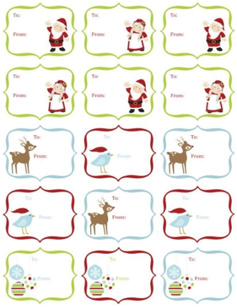 printable xmas labels 78 best images about gift tags free printables templates