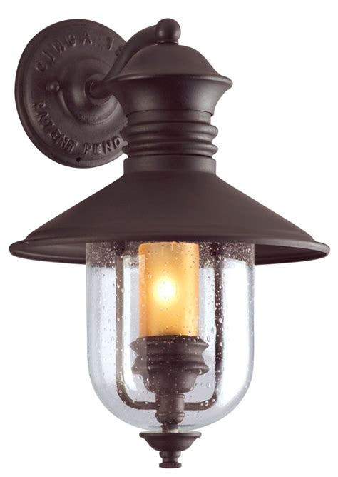 Troy Lighting B9360nb Old Town Transitional Outdoor Wall Troy Light Fixtures