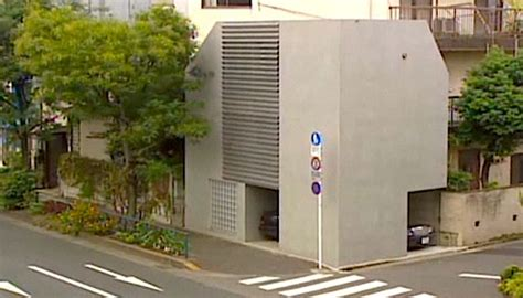 small three story house three story small house in japan that fits in a parking spot