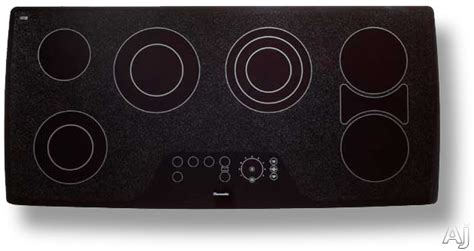 Kitchen Bridge Faucets thermador cep456zb 45 inch smoothtop electric cooktop with