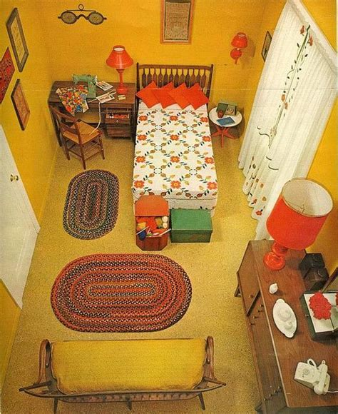25 best 60s bedroom ideas on