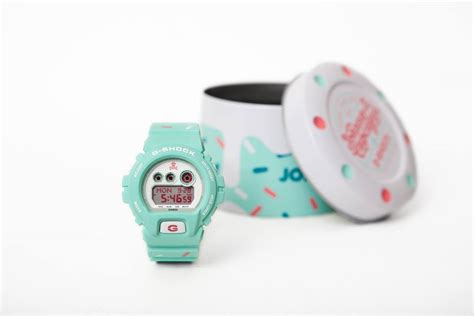Promo Skull Ring 1a Gdx6900jc 3 Casio G Shock Johnny Cupcakes Collaboration