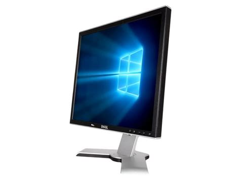dell 19 monitor flat panel dimensions dell 19 quot 5 4 flat panel adjustable lcd monitor