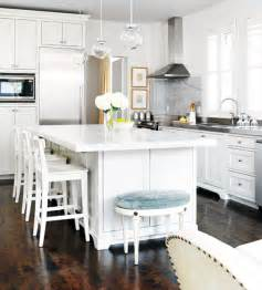 White Kitchens Black Eiffel Another Gorgeous White Kitchen