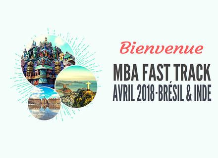 Mba Fast Track by Actualit 233 S Iae Bordeaux