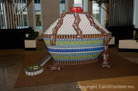 canstruction ideas 44 best images about canstruction on pinterest food bank