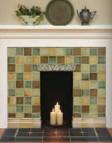 Fireplace Tile Ideas Pictures by Fireplace Tile Ideas Casual Cottage