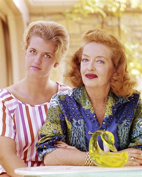 Bette Davis Daughter by The Bizarre Life Paths Of Joan Crawford And Bette Davis S