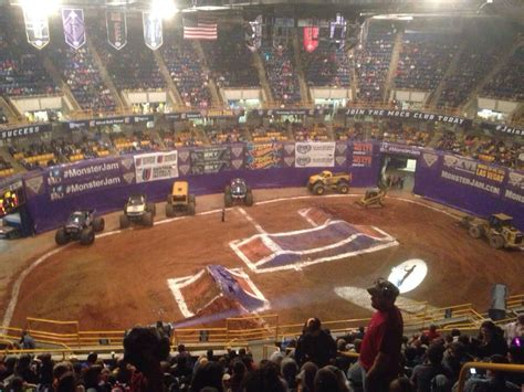 monster truck show chattanooga mckenzie arena check availability 14 photos stadiums